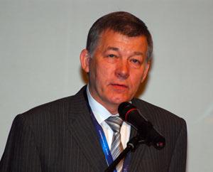 Борис Левин, ректор Московского государственного университета путей сообщения