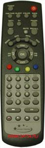 Цифровой ресивер GI-S890 CRCI HD Exellence. Пульт дистанционного управления.
