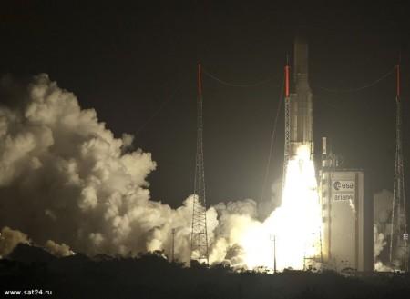 Спутник Eutelsat W3B