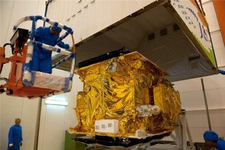 Спутник Intelsat 17