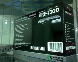 Спутниковый ресивер GS DRE-7300