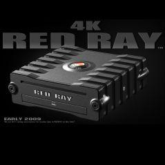 Red-ray — новый стандарт видео высокой четкости