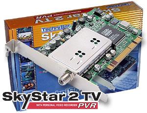 DVB-S плата для ПК SkyStar 2 ver 2.6D