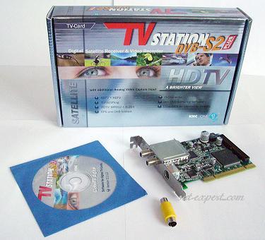 Плата KNC1 DVB-S2 Plus - просмотр HDTV на компьютере