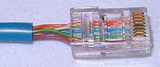Сетевой кабель - своими руками