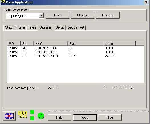 PCI DVB Карта TTbudget s-1401. Установка и настройка (Spacegate)