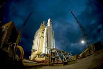 Первый запуск Союза c космодрома Куру может состояться в 2010 году