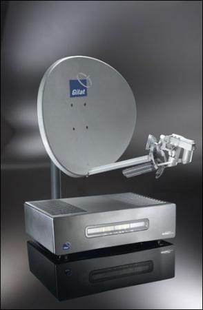 Система SkyEdge II от Gilat