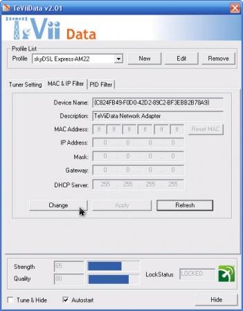 Тест-обзор DVB-S карты TeVii S420