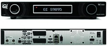 Galaxy Innovetions GI S-9895 Vu+ DUO