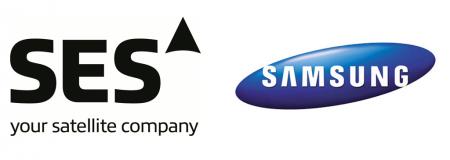 Совместное вещание SES и Samsung