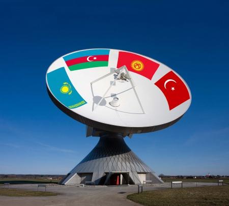 Казахстан, Азербайджан, Кыргызстан и Турция создают единый телеканал