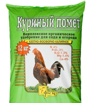 Способы разведения куриного помета