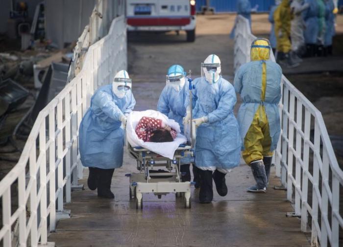 Статистика заболевших коронавирусом на 10 марта 2020 в России и мире