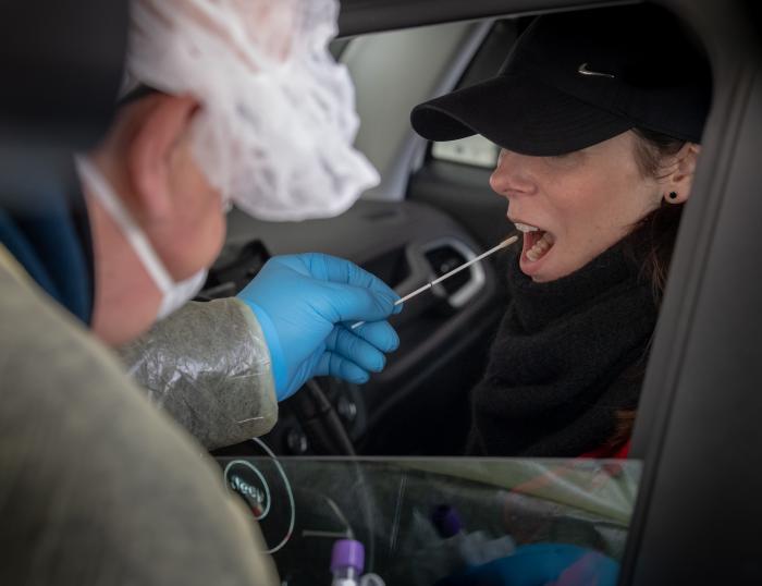 Экспресс тест на коронавирус 2020