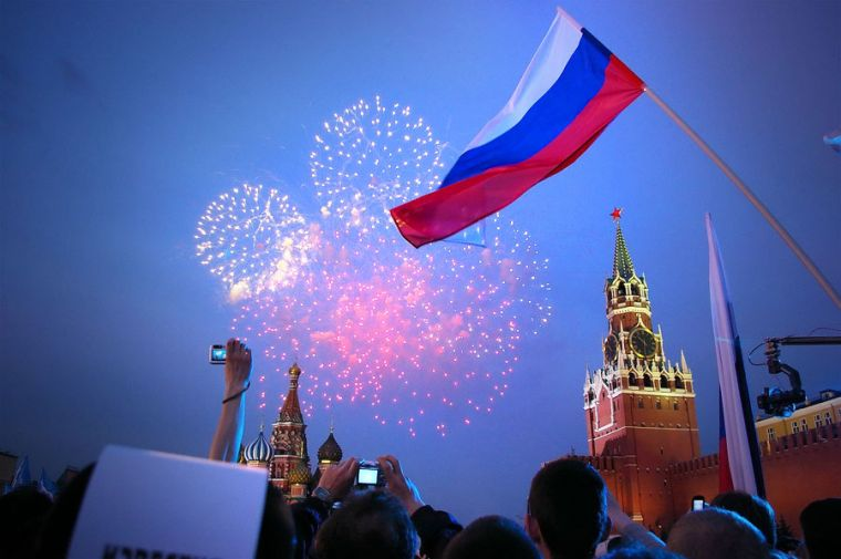 Салют на День России 12 июня 2020 в Москве, в какое время начнется, площадки для просмотра
