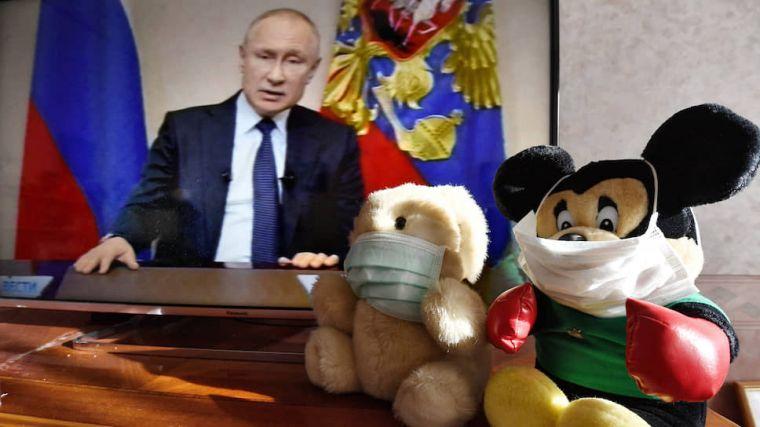 Когда будет следующее обращение президента по ситуации с коронавирусом и выплаты 10000 рублей